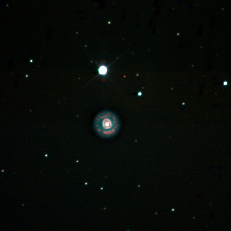 eskimo nebula location orion - photo #20